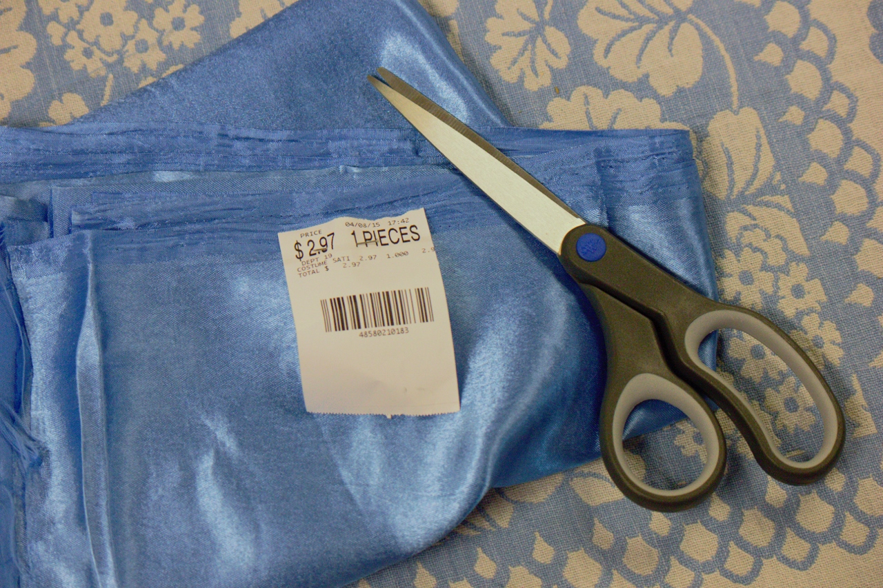 How to Add Straps to Strapless Dress // Dandelion Pie