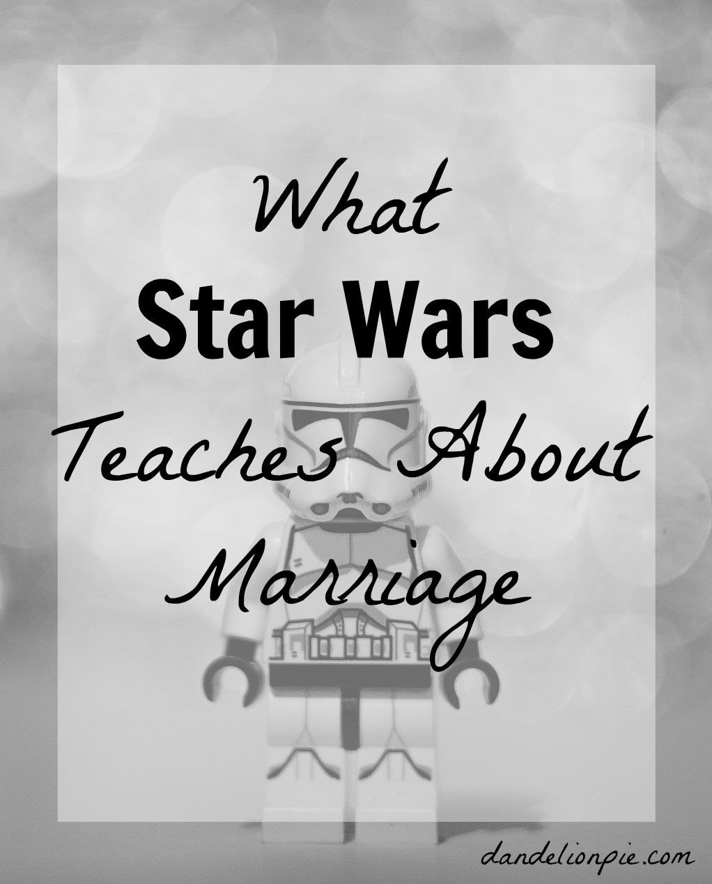 What Star Wars Teaches About Marriage