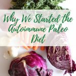 Why We Started the Autoimmune Paleo Diet