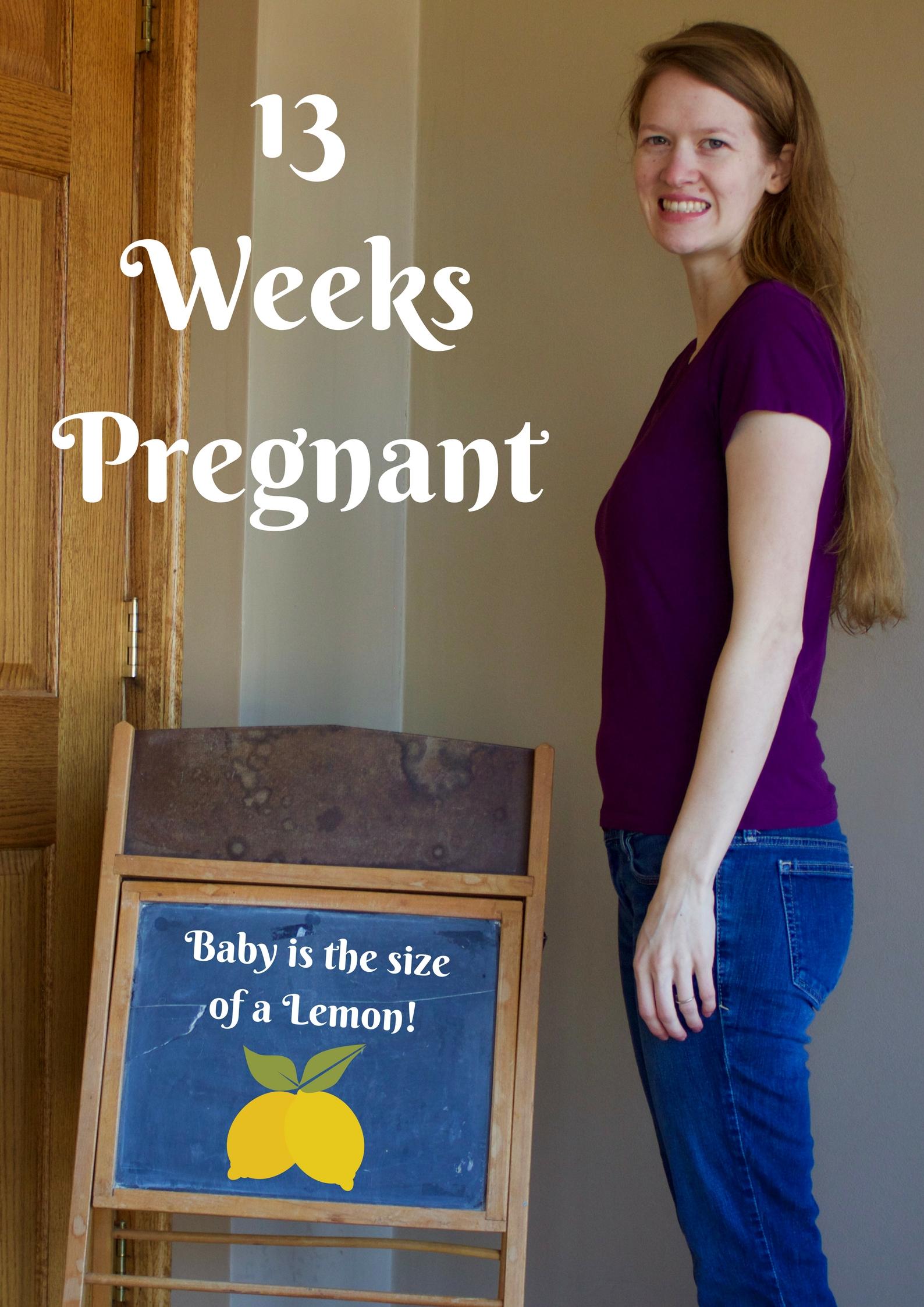 13 Week Bumpdate