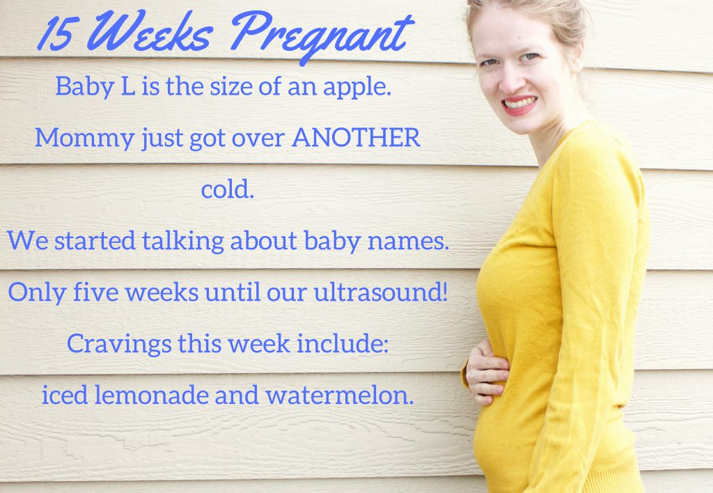15 Week Bumpdate
