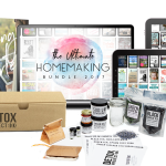 The Ultimate Homemaking Bundle is Back for 6 Days!!