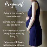 32 Week Bumpdate
