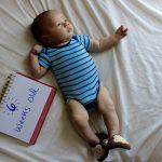 Baby Gideon: 6 Week Update