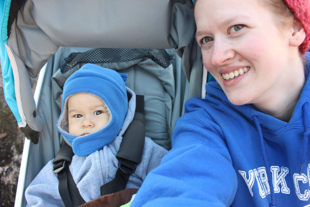 First Five Months of Motherhood