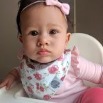 Parker Baby Co Bib and Diaper Caddy Review