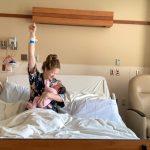 Mahina's Birth Story (Spontaneous 2VBAC)