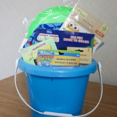 Dollar Tree Easter Basket for Your Toddler