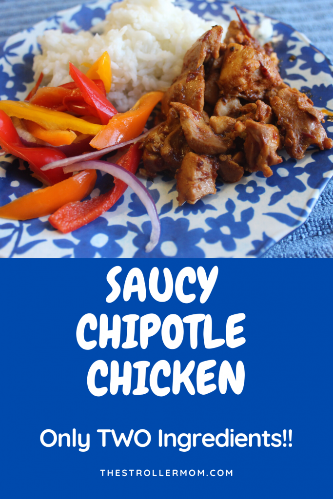 Saucy Chipotle Chicken