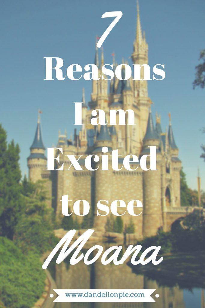 7 Reasons I Can't Wait to See Moana #disney #moana #ultrablog #blogger #lifestyleblog #polynesian #interracialmarriage