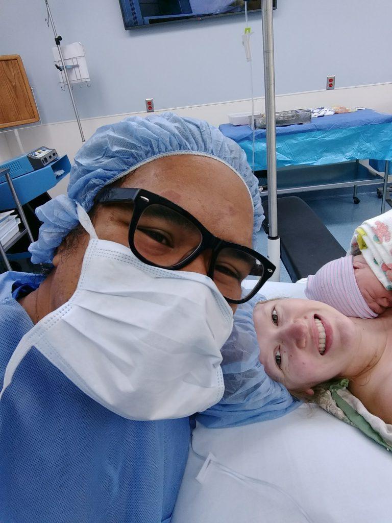 Gideon's Birth Story